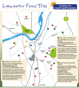 Local food trail
