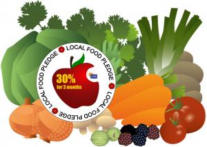 GOLFE veg and food pledge