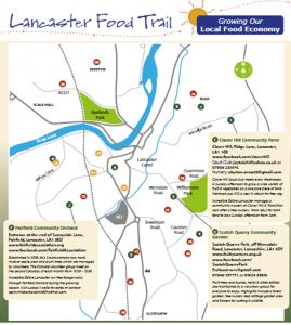 Local food trail