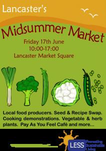 Lancaster's Midsummer Market
