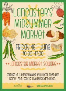 Celebrate the Midsummer with local food