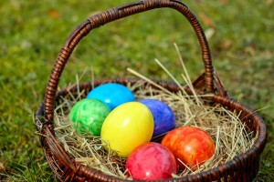 What's in you Easter egg?