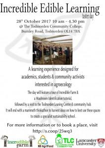 Visit the Todmorden Learning Centre & Community Hub