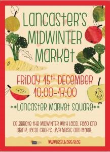 Lancaster's Midwinter Market
