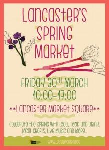 Lancaster's Spring Market