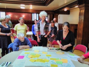 Local food economy working group