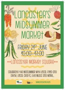 Lancaster's Midsummer Market returns